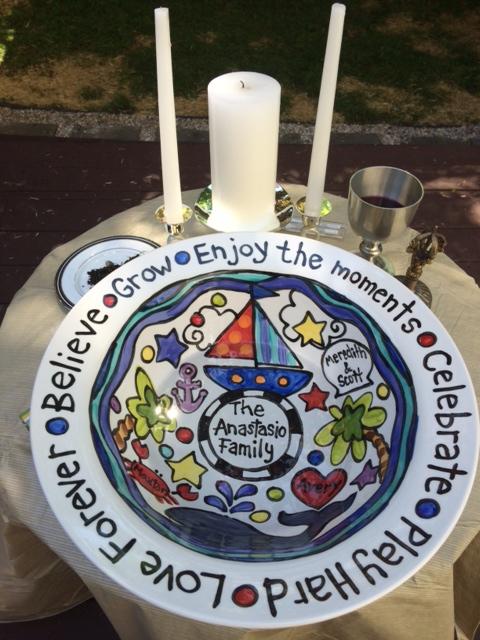 Anastasio Family Blessing Bowl
